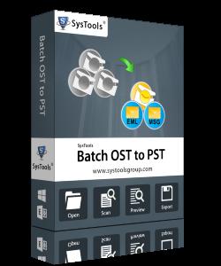 Batch OST Converter