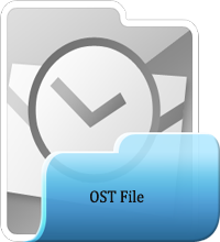 repair .ost file